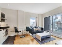 CHEAP & COSY 1 bed to rent in Indescon Square - nice view, available 03/06 - DM