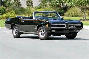 Looking for a GTO  frame