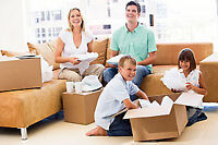 CALL TRANZ X MOVING & STORAGE Ltd-We're RELIABLE and AFFORDABLE*
