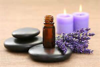 Warm Soothing Hot Stone Massage 1hr  $40( Parking & Shower)