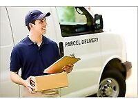 Multi drop work immediate start Delivery driver/ Van Driver