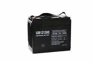 Electric Pallet Jack Battery Ebay