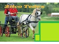 Zilco Tedex Horse Driving Harness ( cob size )