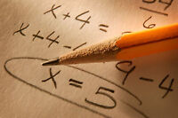 Math tutor at your home --- All high school grades