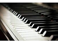 CB Music piano lessons/exam accompanist