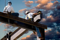 Ironworker/Welder with CWB SMAW All Position and Commercial Exp.