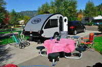 2013 T@b Little Guy Max Teardrop Trailer