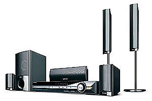 SONY DVD Home Theater System - Stereo 5.1 de 1000w