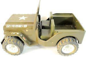 Tonka Army Jeeps