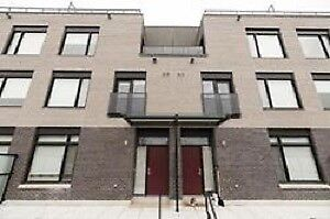 Three bedrooms townhouse for rent