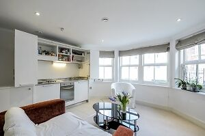 A newly refurbished studio flat offering bright, open-plan living, Greyhound Road, W14