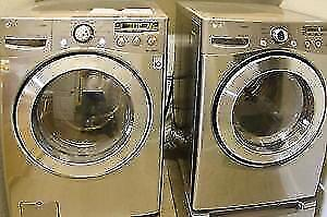 GREAT FRONT LOAD WASHER & DRYER WITH 1 YEAR WARRANTY