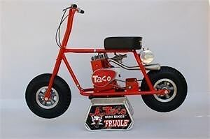 Looking for Mini Bikes and Parts