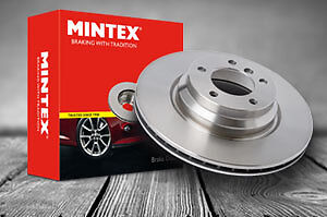 NEW MINTEX BRAKE DISCS ONLY X2 MDC1492 PEUGEOT