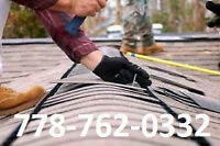 THE ROOF CONTRACTOR YOU CAN DEPEND ON! CALL STEVEN!