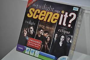 Twilight Saga Scene It Trivia Board Game Mawson Lakes Salisbury Area Preview