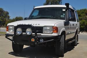 LAND ROVER DISCOVERY 1, XROX BAR SINGLE LOOP $1130.00 Rothwell Redcliffe Area Preview