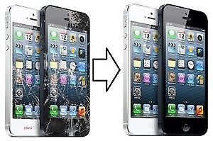 i phone 5s/5c lcd replace