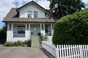 BURNABY/COQUITLAM - ENTIRE HOUSE WITH WORKSHOP $2200