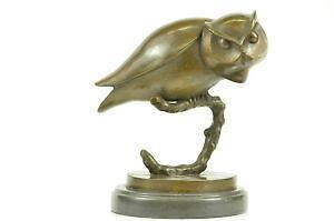 Bronze Bird Sculptures