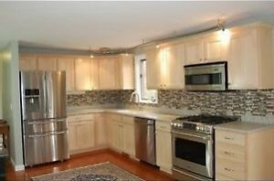 *** KITCHEN CABINET REFACING/REPLACING ***