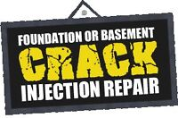 Basement Concrete Cracks and Leaks Repaired