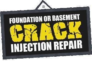 Basement Cracks and Leaks Repaired