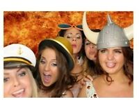 Photo Booth Hire Glasgow- BOOK BEFORE THE 31st of May & RECEIVE Extras saving £175
