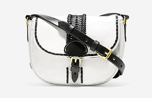Cole Haan - NEW Black & White Purse