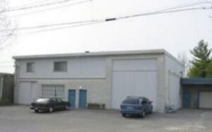 INDUSTRIAL SHOP/OFFICE SPACE NEAR DOWNTOWN