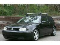 VW GOLF MK4 GENUINE ROOF BARS