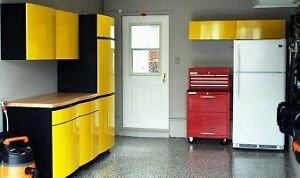 European Inspired Cabinets from Garage Systems London Ontario image 3