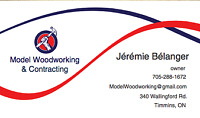 Model Woodworking & contracting
