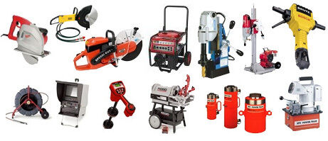 Top Hire Tools $ Plant