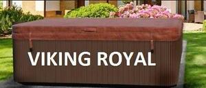 Couvercle de spa Viking Royal - Livraison Gratuite - En stock