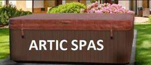Couvert pour Spa Artic Spas - 50 % de rabais - 4 Saisons - 339.99$