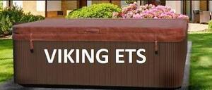 Couvert de Spa Viking Ets - En Stock - Isoler pour le Québec - Livraison local Gratuite