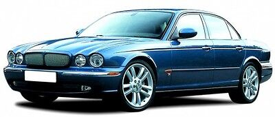 Jaguar XJ8 XJR X308 1997-2003 WORKSHOP SERVICE REPAIR MANUAL On CD