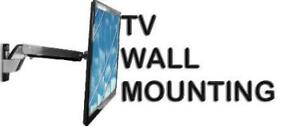 PROFESSIONAL TV WALL MOUNT INSTALLATION SERVICE