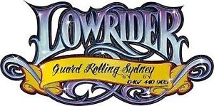 LOWRIDER MOBILE GUARD ROLLING AND PUMPING SYDNEY. Sylvania Sutherland Area Preview