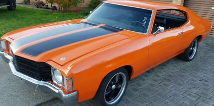 1972 Chevrolet Other Coupe (will accept crypto currency payment)