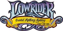 LOWRIDER MOBILE GUARD ROLLING SYDNEY METRO SUTHERLAND SHIRE Sylvania Sutherland Area Preview