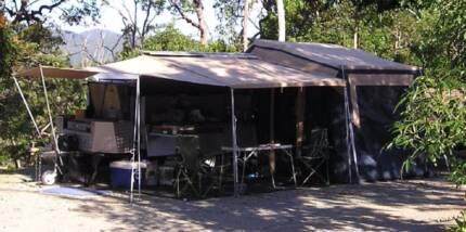 Adventure Pilbara Camper Trailer 2006 Model