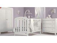Mamas and Papas Vico: 3 piece nursery furniture set