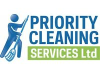 Cleaners required - Chingford / Barnet / Southgate