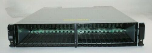 "HP 3PAR QR490A M6710 24-Slot SAS 2.5"" HD Drive Enclosure Server Storage Array"
