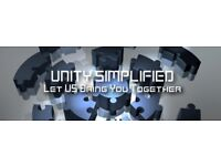 Unity Simplified - Outsourced marketing