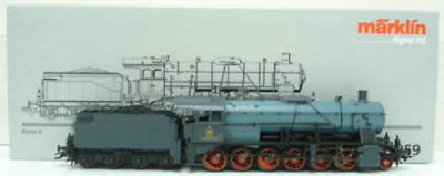 Marklin 37059 Digital Klasse K Steam Loco & Tender LN/Box