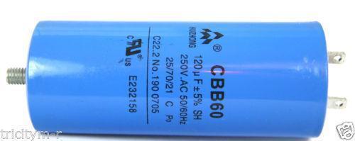 Air Compressor Capacitor Ebay
