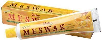 Dabur Meswak - Best Herbal Zahnpasta für empfindliche Zähne 200g X 2